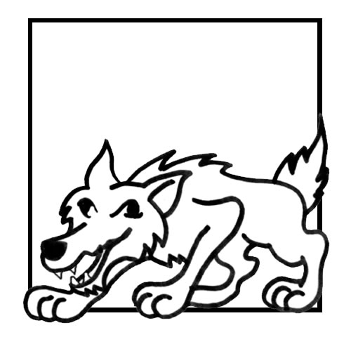 Index Of Albums Coloriage Loup
